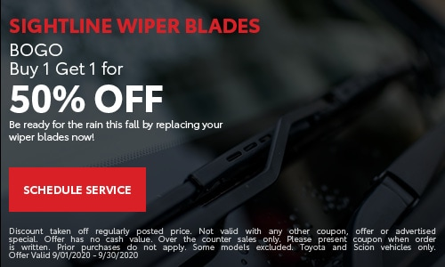 BOGO Wiper Blades