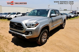 New 2018 Toyota Tacoma SR5 V6 Truck Double Cab in Easton, MD