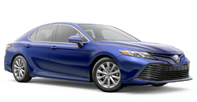2020 Toyota Camry LE Model