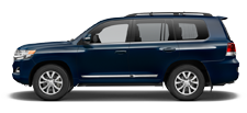 2019 Toyota Land Cruiser