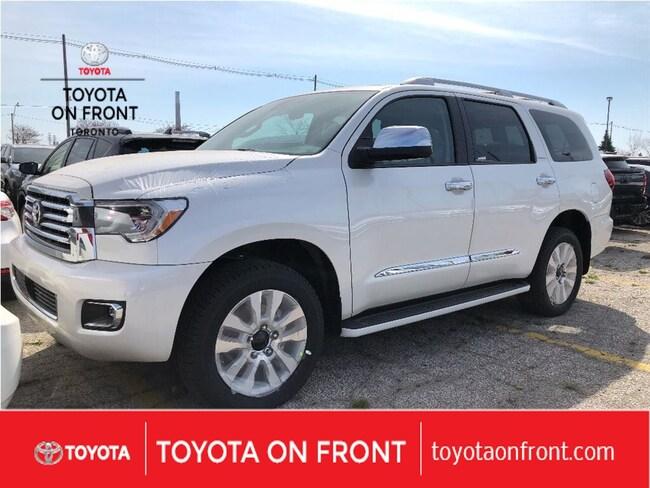 2018 Toyota Sequoia Platinum 5.7L V8 SUV
