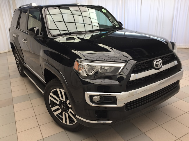 2018 Toyota 4Runner Limited 7-pass**Company Vehicle** SUV