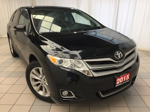 2015 Toyota Venza XLE FWD Leather Pano Roof