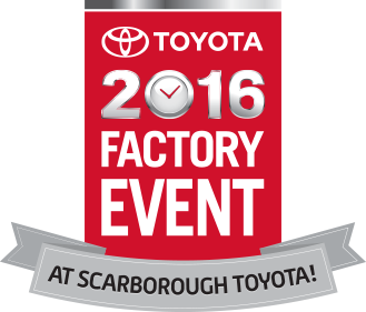 2016 Toyota Factory Event at Scarborough Toyota!
