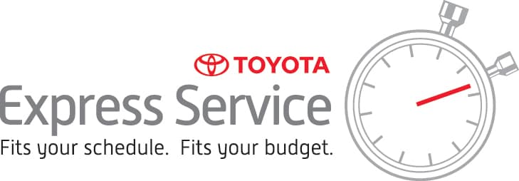 Scarborough Toyota Express Service Includes