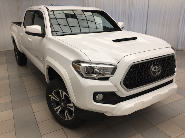 2018 Toyota Tacoma TRD Sport upgrade Truck Double Cab