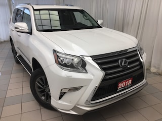 2018 LEXUS GX 460 Executive Package DVD Headrest Navigation SUV