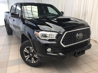 2018 Toyota Tacoma 4x4 DOUBLECAB V6 6A TRD Sport Upgrade Truck Double Cab