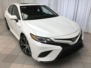2019 Toyota Camry Hybrid SE**Company Vehicle**