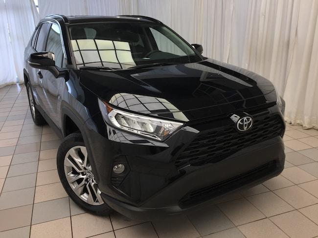 New 2019 Toyota Rav4 Xle Awd In Toronto On S 9ra4254 V