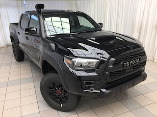 2019 Toyota Tacoma 4X4 DOUBLECAB V6 TRD PRO Truck Double Cab