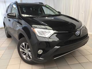 2018 Toyota RAV4 Hybrid LE+ XLE SUV