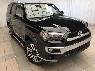 2019 Toyota 4Runner Limited 7-PASS**Company Vehicle** SUV