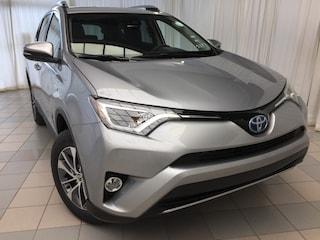 2018 Toyota RAV4 Hybrid LE+ SUV