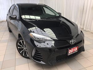 2018 Toyota Corolla XSE Navigation Leather Sunroof