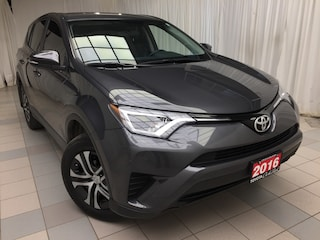 2016 Toyota RAV4 LE FWD Leather 38,812 km ! SUV
