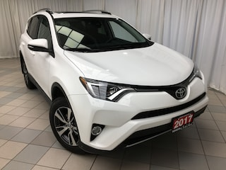 2017 Toyota RAV4 XLE FWD Alloys Sunroof SUV