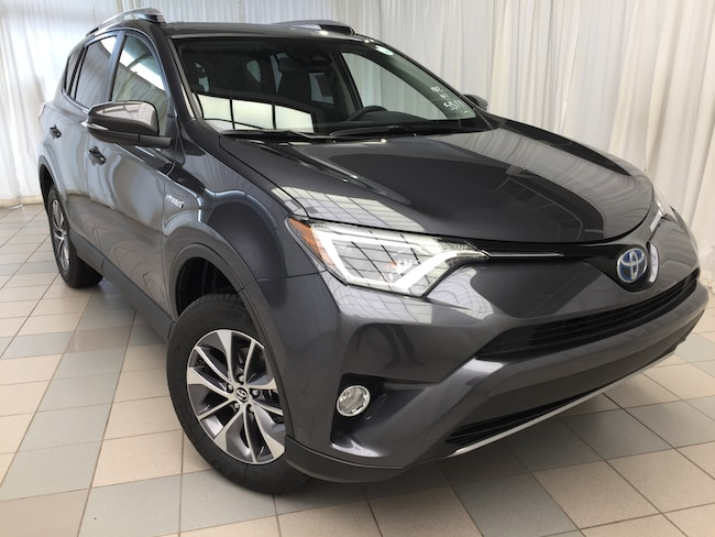 New 2018 Toyota Rav4 Hybrid Le Xle In Toronto On S 8ra4956 V