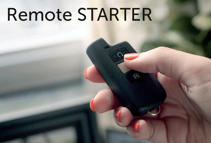 remote start toyota highlander install