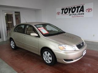 2006 Toyota Corolla Sedan