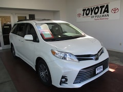 New 2018 Toyota Sienna XLE 8 Passenger Van Passenger Van