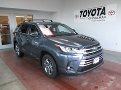 New 2019 Toyota Highlander Hybrid Limited Platinum V6 SUV for sale Philadelphia