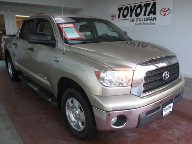 2008 Toyota Tundra SR5 Truck Crew Max