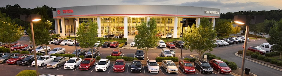 Fred Anderson Toyota Raleigh Nc >> Why Fred Anderson Toyota Of Raleigh Family Plan Trade In Value