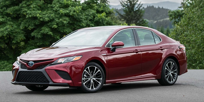 New Toyota Camry in Raleigh NC