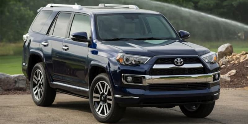 New Toyota 4Runner in Raleigh NC