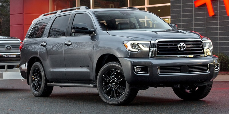 New Toyota Sequoia in Raleigh NC