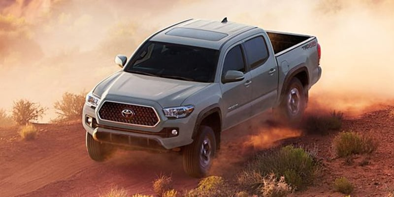 New Toyota Tacoma in Raleigh NC