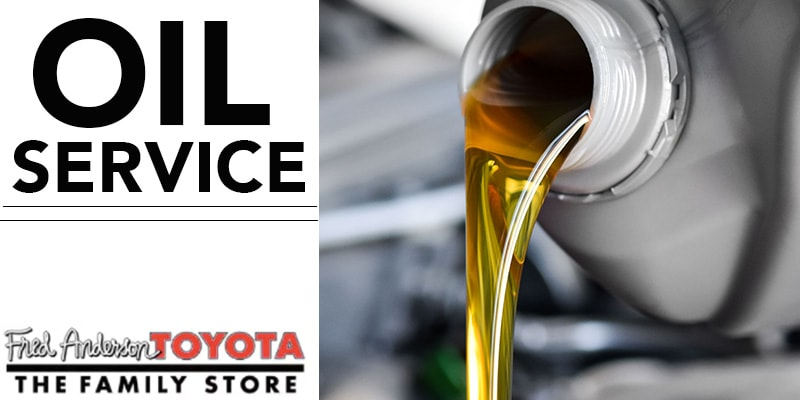 Expert Toyota Oil Change Service | Raleigh, NC