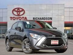 New 2019 Toyota Yaris Sedan XLE Sedan