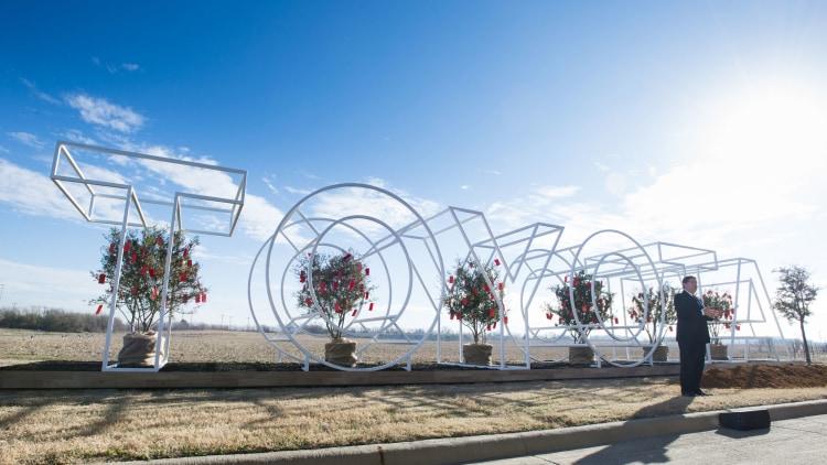Toyota Richardson News Blog Dallas Tx Broken Ground Headquarters Plano