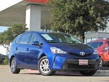 2016 Toyota Prius v Four Navigation, Leather & Power Seat Wagon