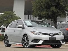 2016 Scion iM Base Hatchback