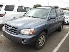 2007 Toyota Highlander Base SUV