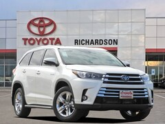 New 2019 Toyota Highlander Hybrid Hybrid Limited SUV for sale Philadelphia