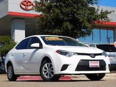 2015 Toyota Corolla L Sedan