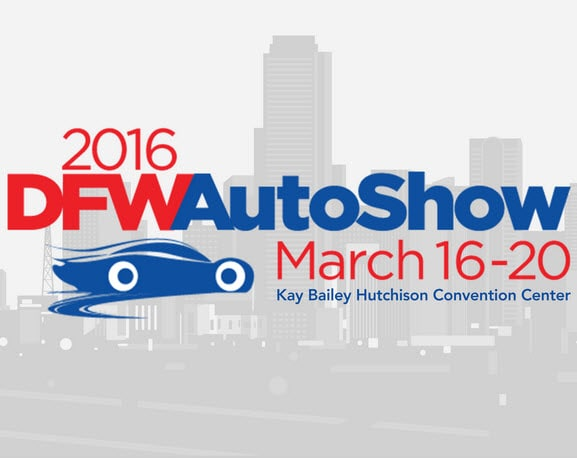Toyota Dealerships Dfw >> Get a $2 Discount on Entry to the DFW Auto Show