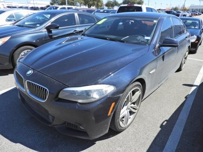 2013 BMW 535i 535i M-Sport Pkg Sedan