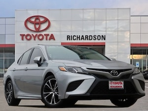New 2019 Toyota Camry SE For Sale in Richardson TX KU753007