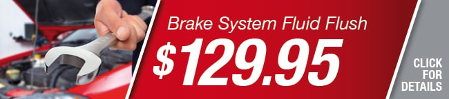 Brake System Fluid Flush Coupon, Richardson