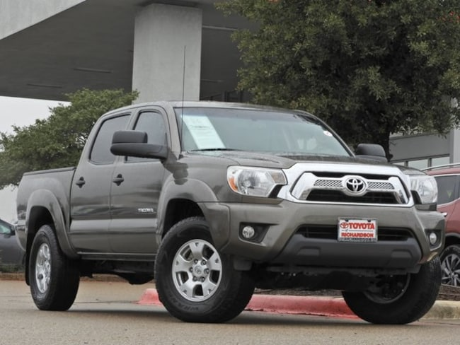 used 2013 toyota tacoma base sr5, alloy wheels for sale in