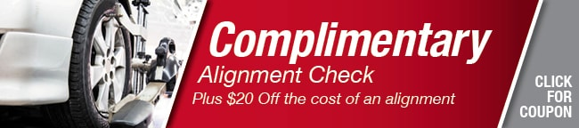 Alignment Check Coupon, Richardson