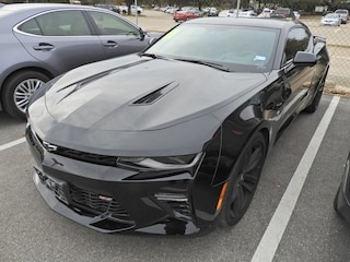 2016 Chevrolet Camaro SS 2SS Coupe