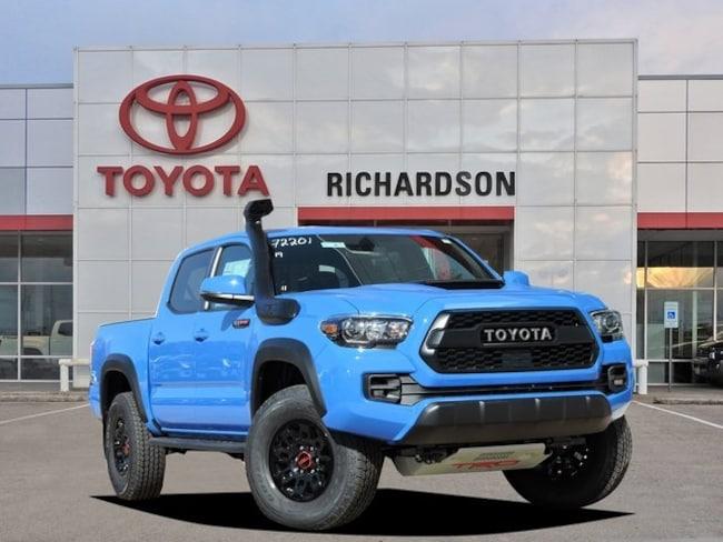 2019 Toyota Tacoma TRD Pro Truck Double Cab