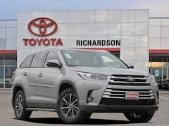 New 2019 Toyota Highlander XLE LL