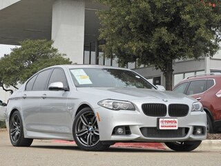 2014 BMW 550i 550i M Sport Sedan
